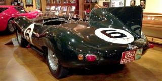 1955 D-type Jaguar