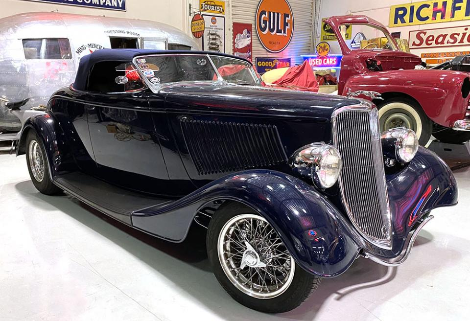 1934 Roadster Convertible